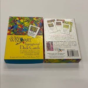 Dr. Pinks Wise Art Inspirational Deck Cards